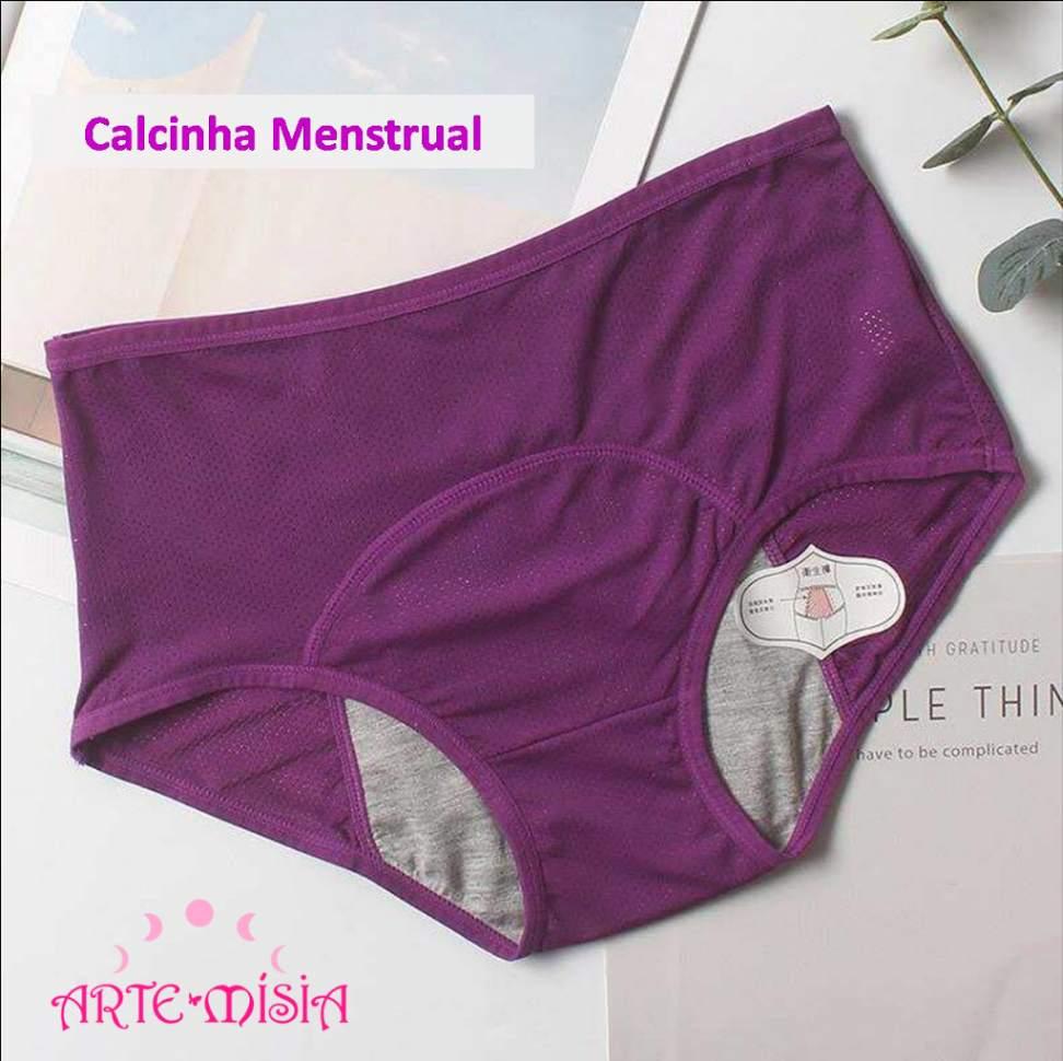 calcinha para menstruação