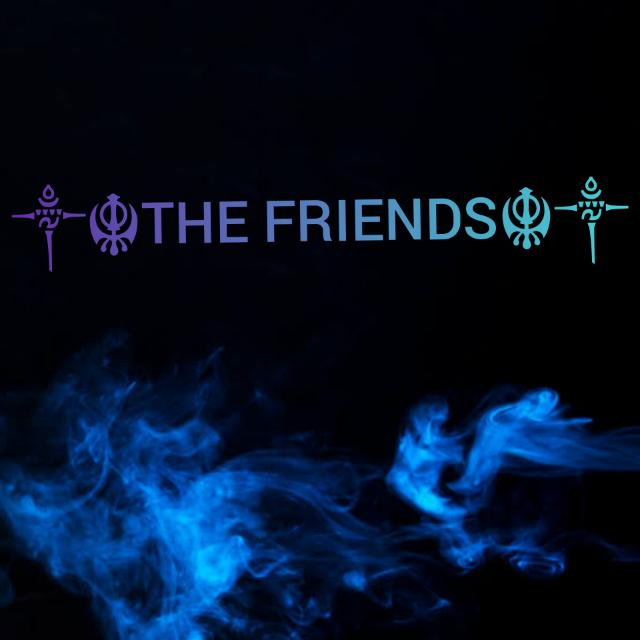༒☬THE FRIENDS☬༒