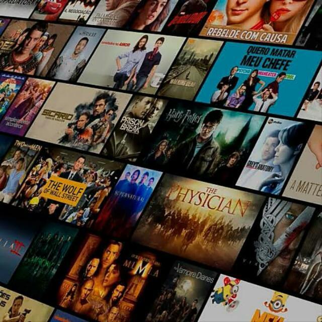 Séries e Filmes